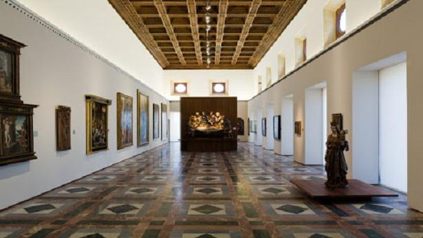 Museo de Bellas Artes de Granada.