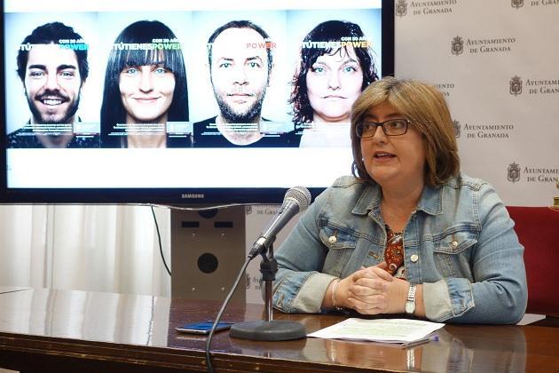 Ana Muñoz presenta la campaña #TúTienesPower.