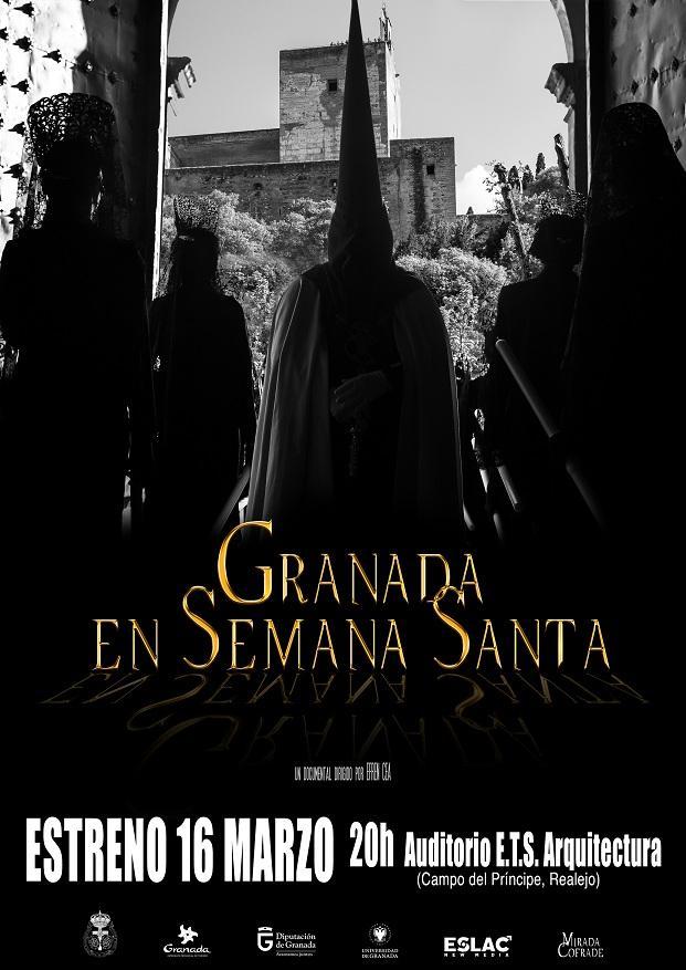 Cartel del documental sobre la Semana Santa.