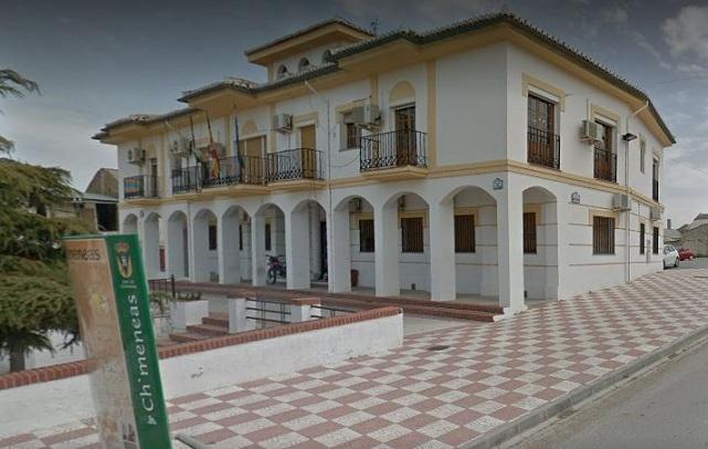 Ayuntamiento de Chimeneas.