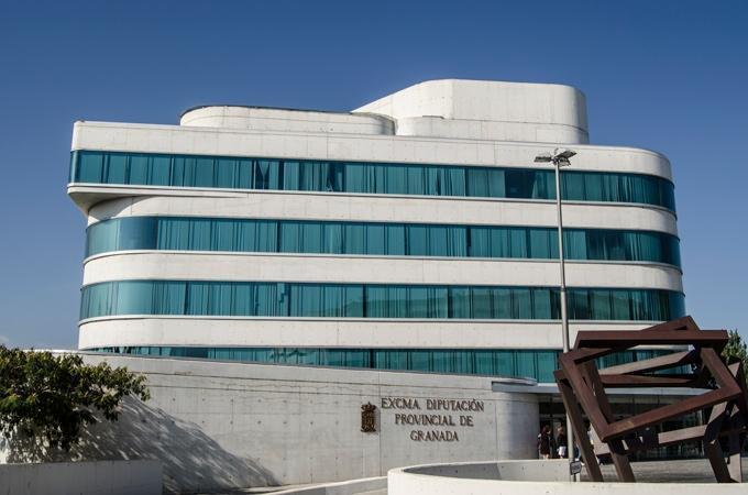 Sede central de la Diputación granadina.