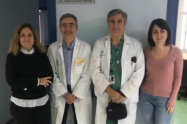 Unidad de cirugía endocrina del HUVN.