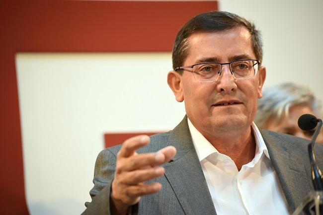 José Entrena, presidente de la Diputación de Granada.