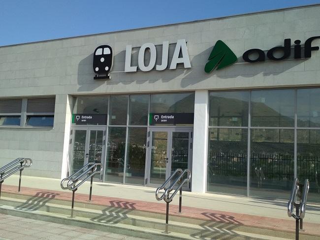 Estación de Loja.