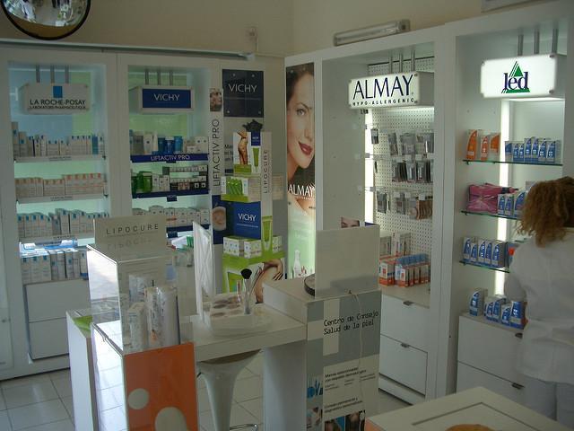En Granada hay más de 500 oficinas de farmacia.