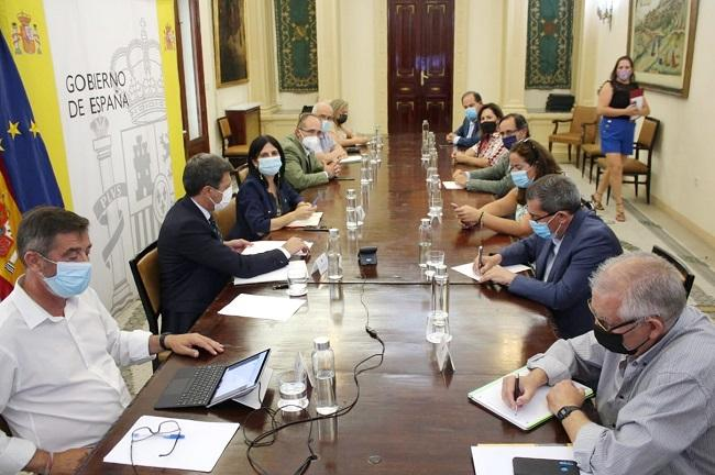 Reunión de la Comisión Mixta de Rules.