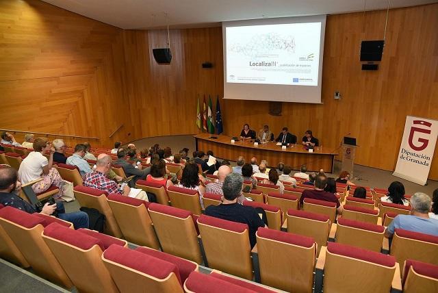 Presentación del programa Localiza In+.