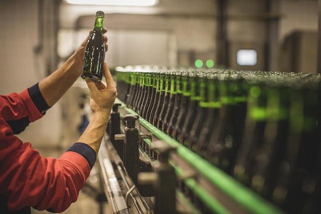 Línea de cervezas 1925, la de más éxito de la compañía.