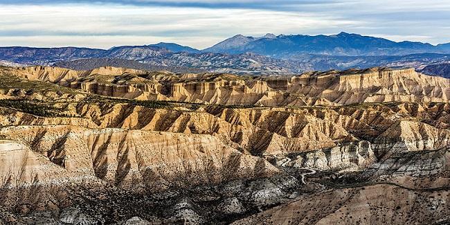 Vista del Geoparque.