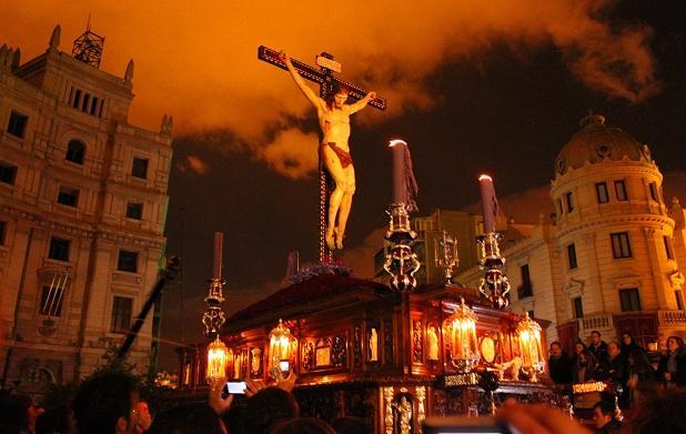 La Semana Santa de Granada cumple cien años.