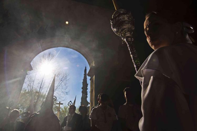 Espectacular imagen de los Dolores.