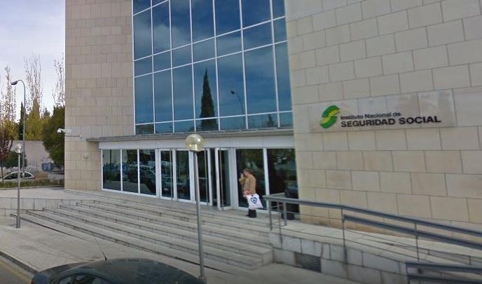 Oficinas de la Seguridad Social en Granada.
