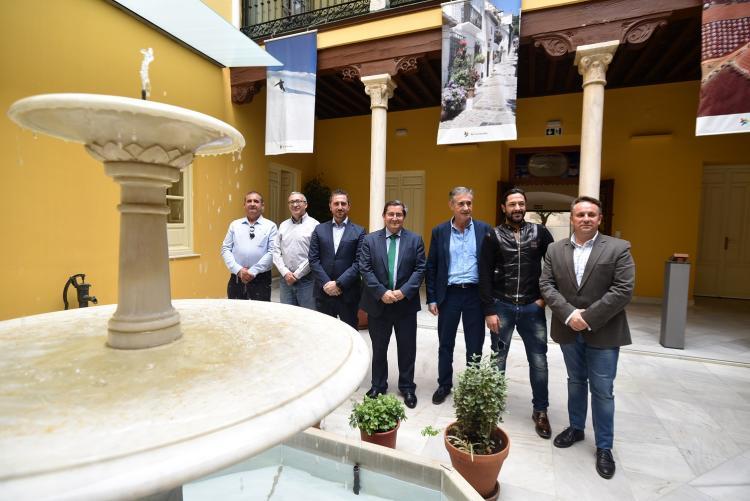 Presentación de los Premios Turismo de Granada.