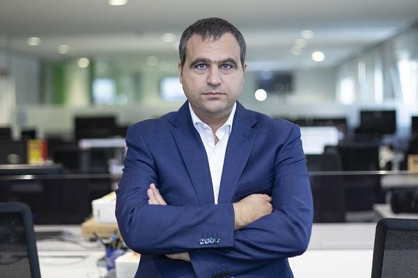 José Francisco Muñoz, nuevo director general de la cooperativa.