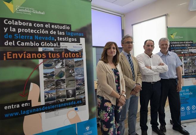 Presentación de la campaña de ciencia ciudadana.