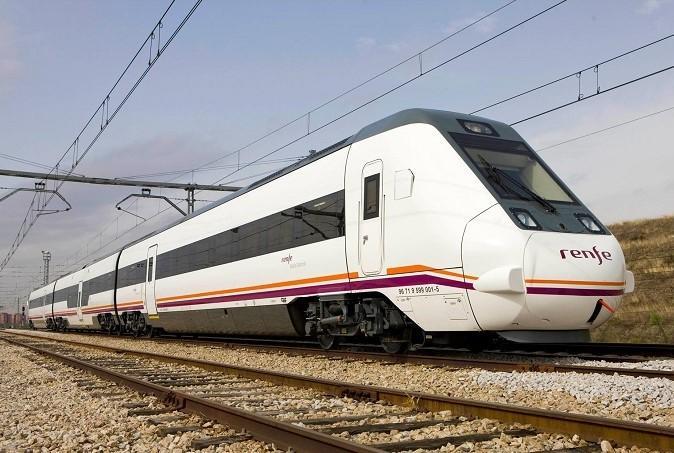 Tren de media distancia.