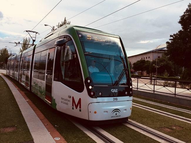 Imagen de archivo del Metro.
