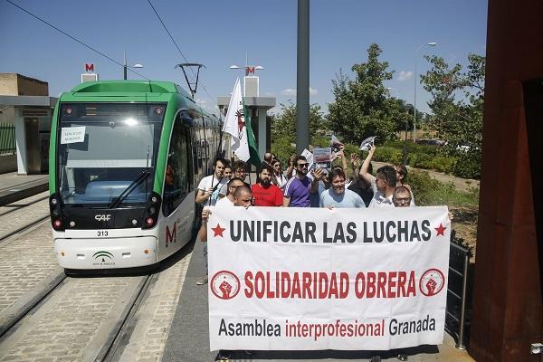 La movilización finalizará con la huelga del viernes.