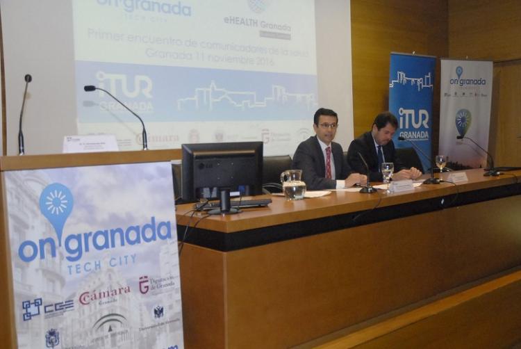 Cuenca y Cuerva, en rueda de prensa.