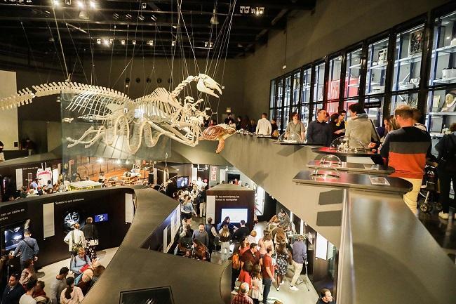 El Parque ha recibido a casi 9.000 visitantes.