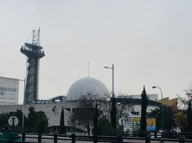 Parque de las Ciencias.