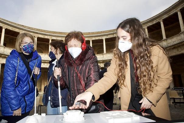 El proyecto se ha presentado este martes en la Alhambra.