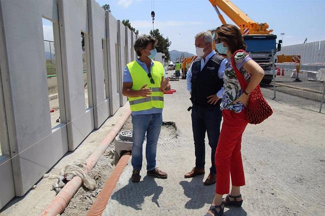El proyecto es uno de los finalistas de la Bienal de Arquitectura Española.