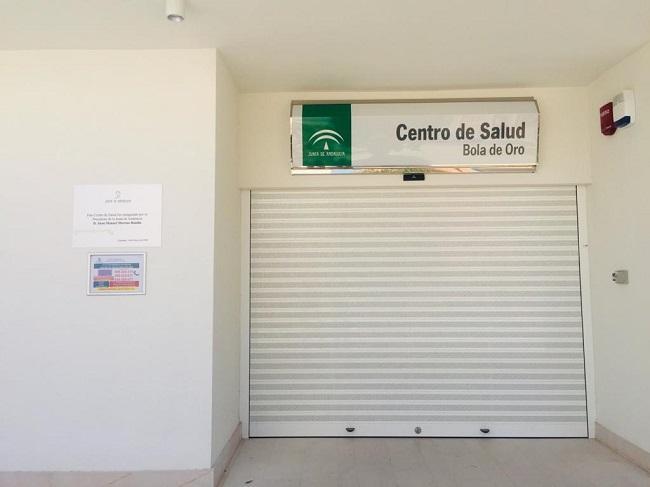 Centro Salud de Bola de Oro.