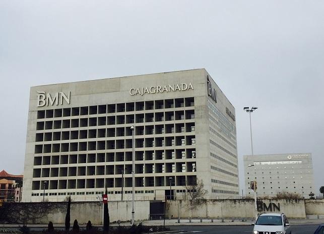 Sede en Granada de BMN.