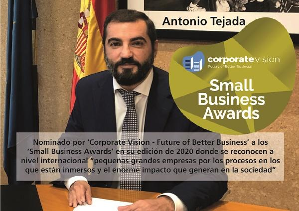 Antonio Tejada.