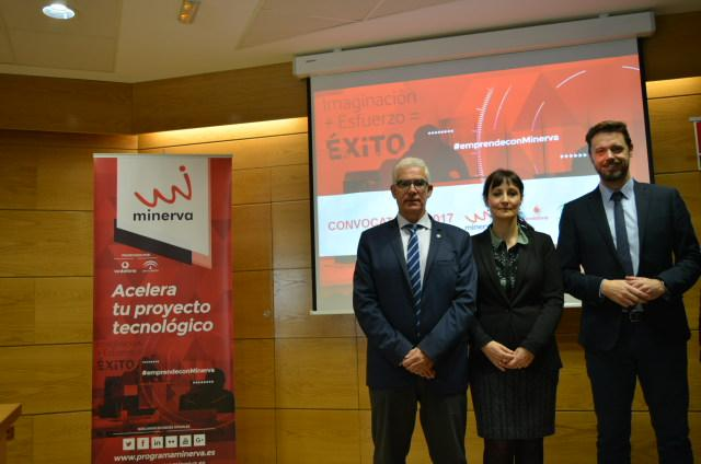 Presentación del Programa Minerva.