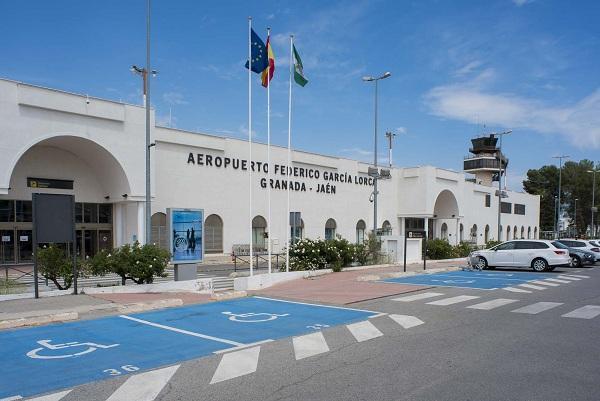 Aeropuerto Federico García Lorca.