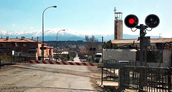 Los colectivos urgen el estudio para la reapertura del tren Guadix Baza Almanzora Lorca.