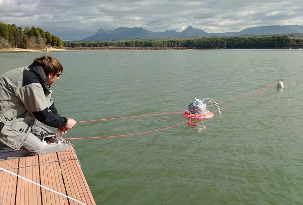 Picarro, aparato que permite medir los flujos de CO2, CH4, y N2O de forma simultánea