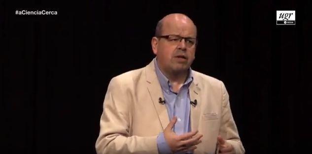 Francisco Herrera, catedrático de Ciencias de la Computación e Inteligencia Artificial.