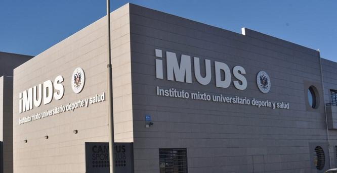 Instituto Mixto de Deporte y Salud, en el PTS.
