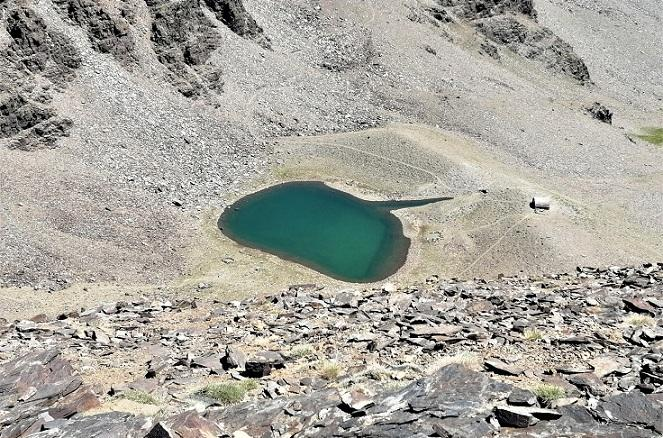 Laguna del Caballo.