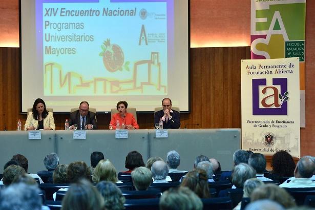 La Escuela Andaluza de Salud Pública acogió el encuentro.