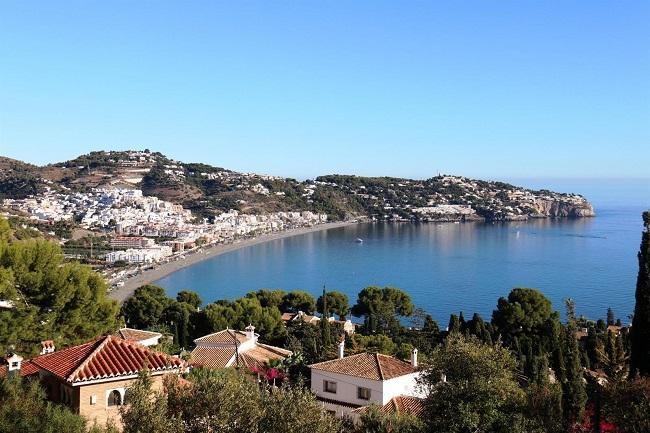 Vista de La Herradura.
