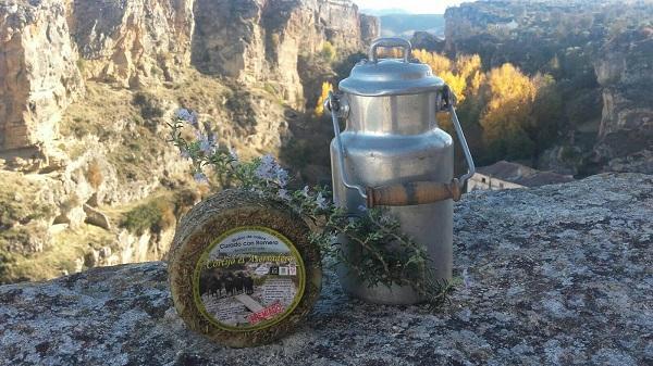 La quesería alhameña El Aserradero se ha traído una medalla de plata.