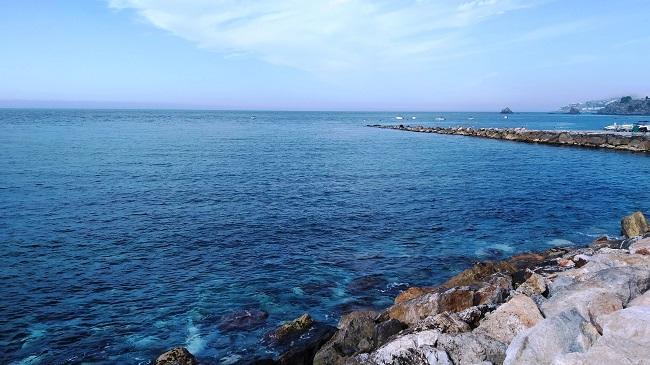 Zona donde se proyecta la marina.