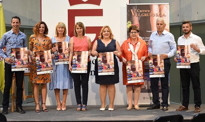 Presentación de la 'Carrera popular El Grupo'.