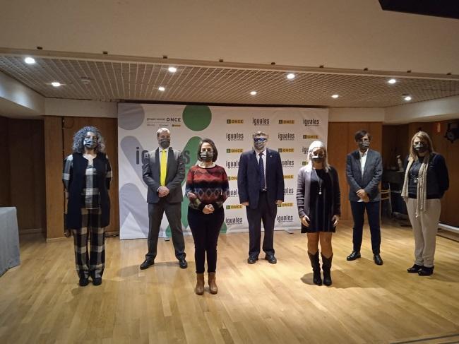 Jurado del concurso en Granada.