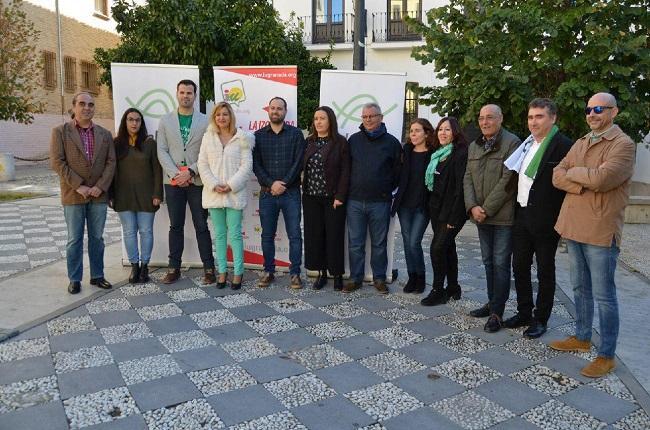 Candidatura de Adelante Andalucía.