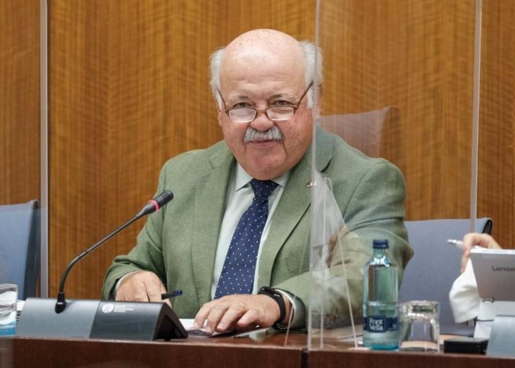 El consejero Aguirre, en una imagen de archivo.