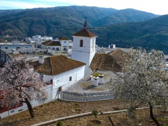 Vista de Almegíjar.