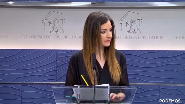 Ana Terrón.