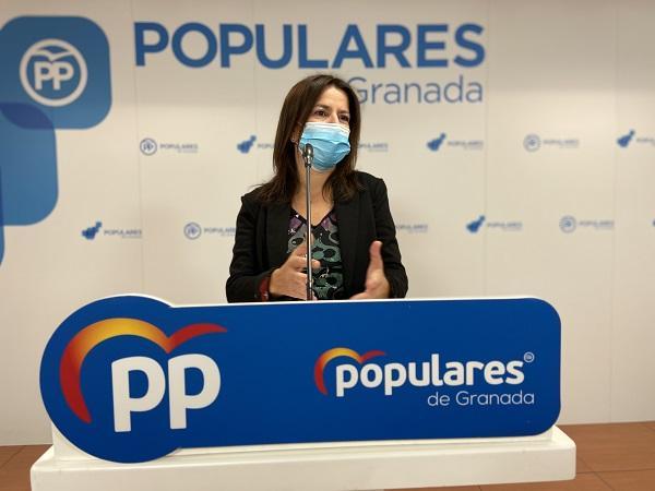 Ana Vanessa García, en una imagen de archivo.