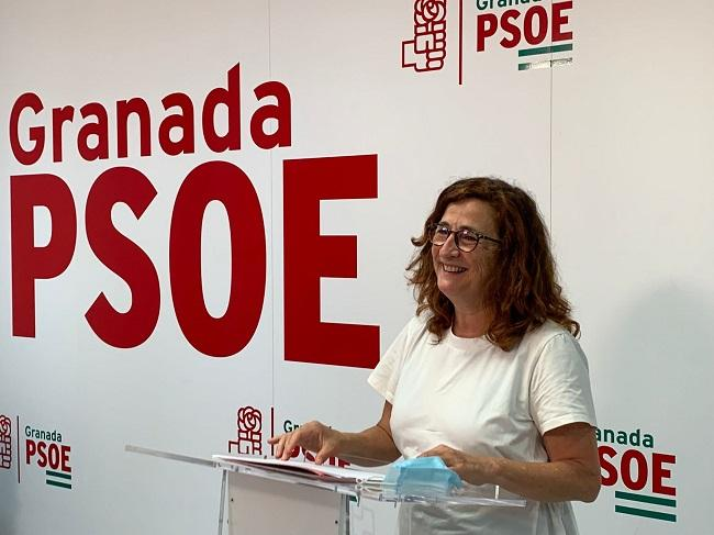 María Arnedo.