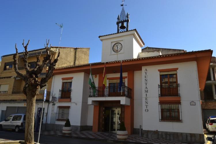 Imagen del Ayuntamiento de Churriana de la Vega.